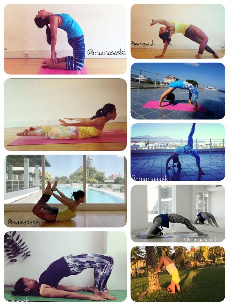 Yoga Backbend Poses