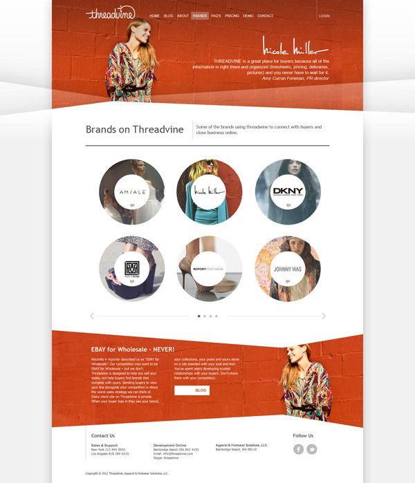 Threadvine on Web Design Served