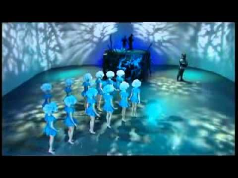 Royal Ballet School,1995. Choreography by Matthew Hart. Narrator: Anthony Dowell. Music by Sergei Prokofiev