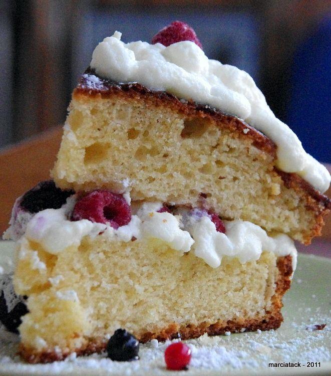 Recette du gâteau au yaourt version US