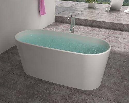 Petite Venice bath - stone
