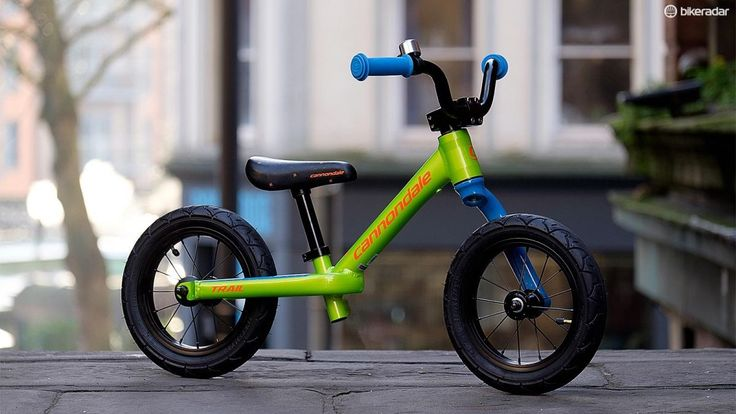 #BicycleCranksandhubstechnology: You can now buy a balance bike with a Lefty fork