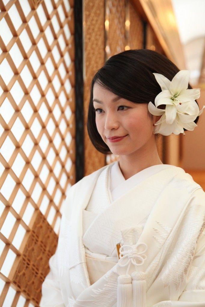 和装 髪型 : 和装 髪型 に加えて 和装 髪型 洋髪' 和装 髪型s 和装 髪型 和装 髪型 洋髪 : Japanese Brides in Kimonos
