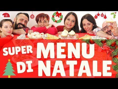 SUPER MENU DI NATALE 2017 con Mille Ricette per Tutti - Best Christmas Menu Ideas for 2017 - YouTube