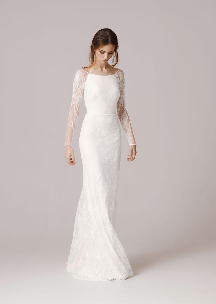 173 best Hochzeit | Brautkleider images on Pinterest | Short wedding ...
