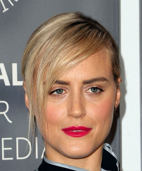 The 25 best casual updo hairstyles ideas on pinterest casual taylor schilling medium wavy casual updo hairstyle with side swept bangs light blonde hair color pmusecretfo Choice Image