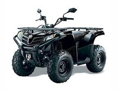Terrain 450s atv for farm use for sale. ATV and farm quad bikes from Quadzilla for smallholder farmers. 4WD system ideal for towing ATV trailers, paddock cleaners, paddock toppers, flail mowers, chain harrows. For more info: http://www.fresh-group.com/quad-bike.html
