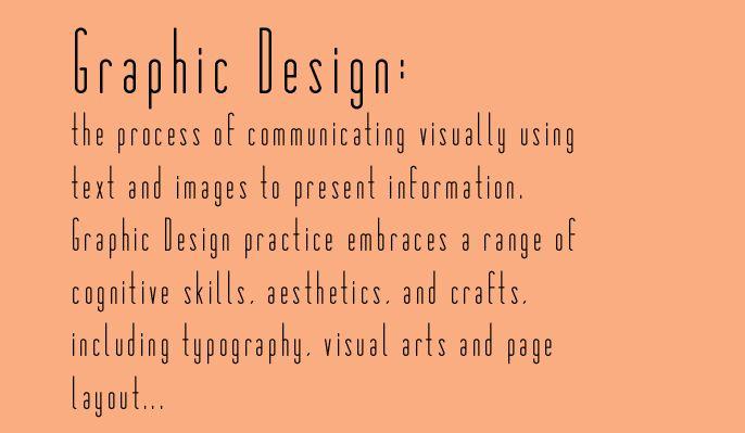 graphic design lesson plan