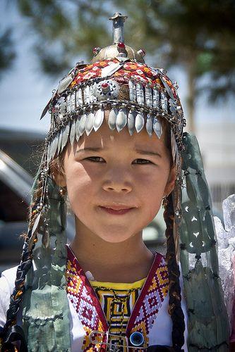 Young Turkmen Girl | Sarakhs, Turkmenistan