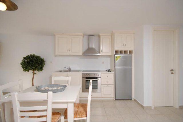 Traditional Apartments with fully equipped kitchen  that can accommodate from 2 to 5 people