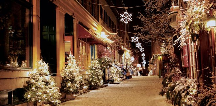 Bethlehem, Pennsylvania - These U.S. Towns Are the Most Christmassy in the Country