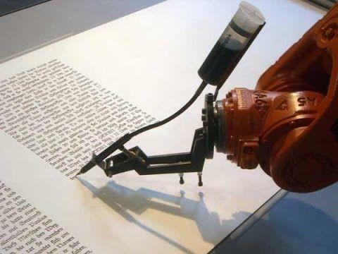 CREAN ROBOT QUE ESCRIBE NOTICIAS DE ULTIMO MINUTO