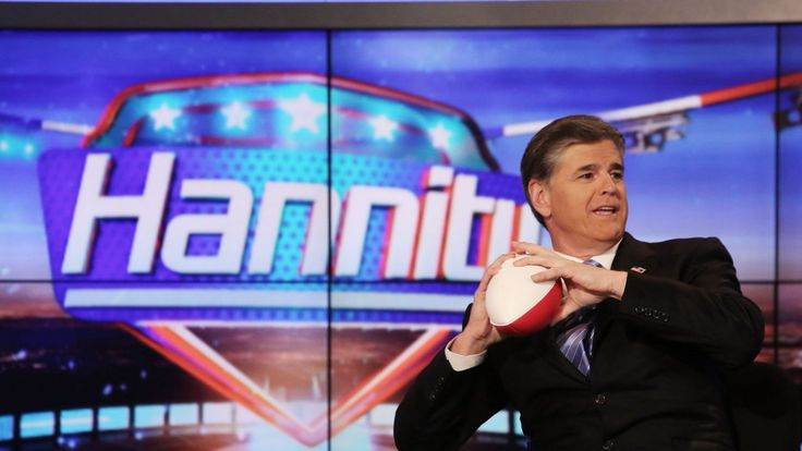 """Sean Hannity Reportedly Gone """"Underground"""" As He Mulls Fox Departure"""