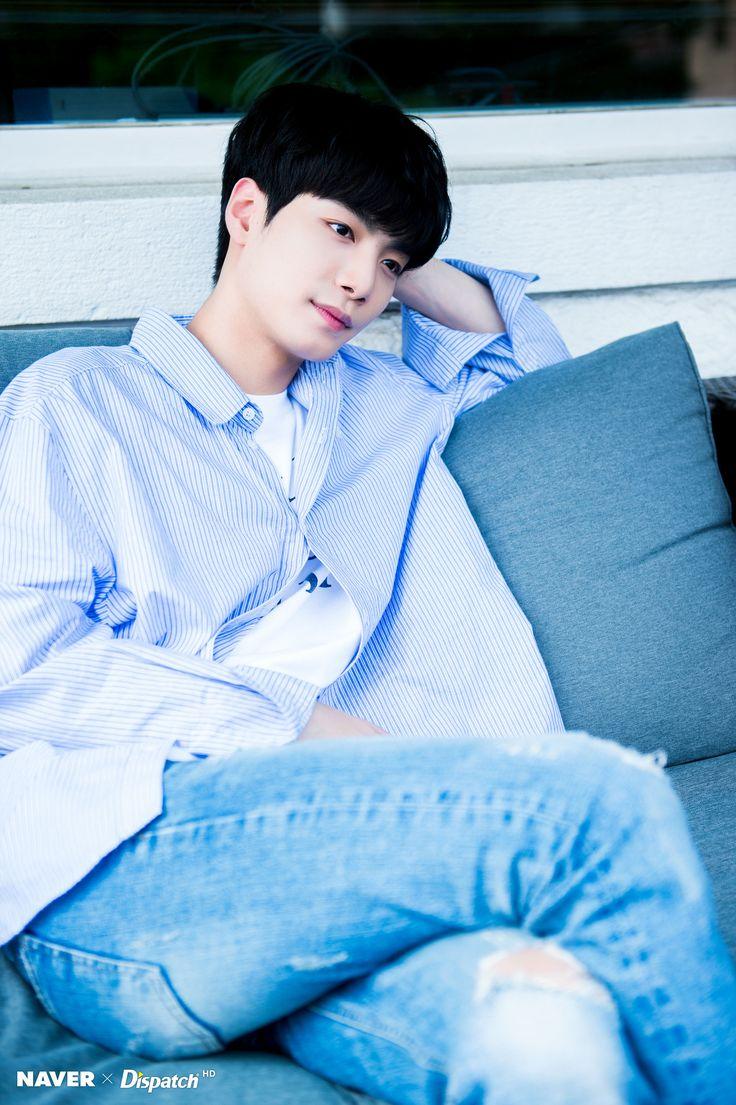 NU'EST W JR Jonghyun for Dispatch