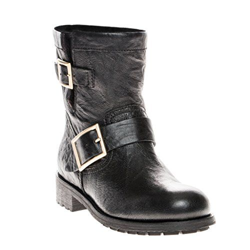 Heathrow, Bottes Femme, Noir (Multi Black Box), 37 EUArt