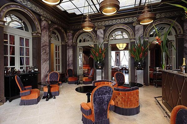 Grand Hôtel Intercontinental de Bordeaux www.guide-bordeaux-gironde.com Hôtel - Bordeaux - Gironde - Tourisme - Voyage