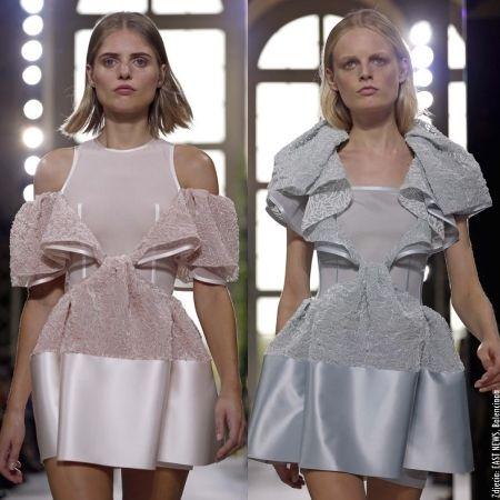 Falbany - Trendy w modzie - Domodi.pl