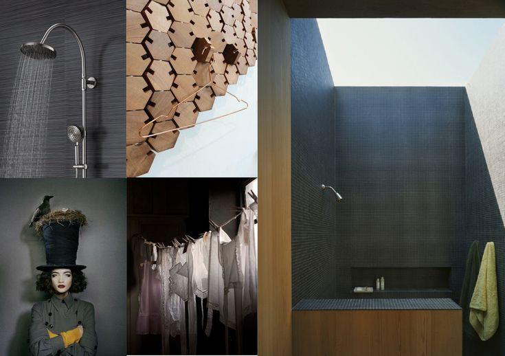 Styling ID Blog: Feng Shui Architectuur moodboard 2