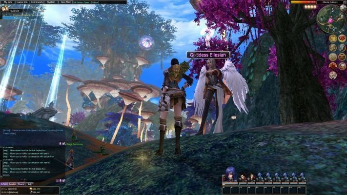 Atlantica Online is a classic, Free to Play Role Playing TBS [Turn Based Strategy] MMO Game [MMORPG]