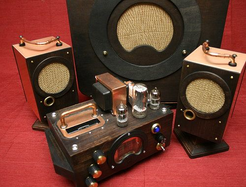 Steampunk Audio Systems by Vitalis http://www.vitalisaudio.com/#!steampunk-sys/c8ft