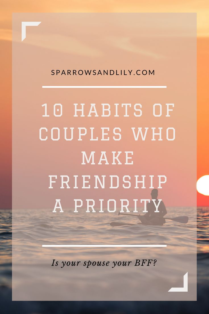 Is your spouse your best friend? Marriage, couples, love, happy couple, happy couples, friends, best friends, husband, wife, children, habits