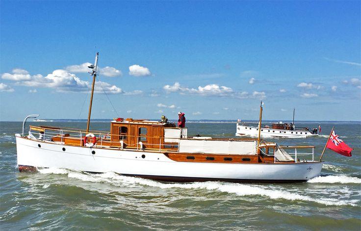 Camper & Nicholson 54 ft  Motor Yacht 1925