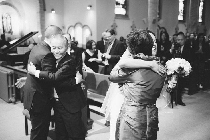 Wedding Photographers - Toronto Wedding Studios, 588 Eastern Ave, Toronto, ON, Canada, TEL(416)993-8995 | Stephanie and David | Wedding | St. Patricks's Catholic Church | http://www.torontoweddingstudios.com