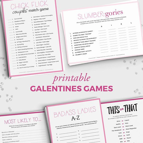 Pin On Galentines Party Essentials