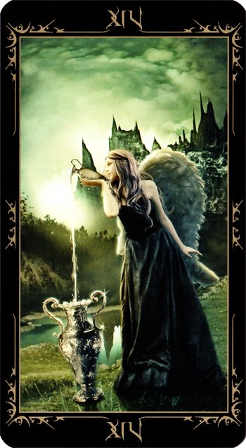 Temperance Is One Of The Cards For The Sun Sign Of