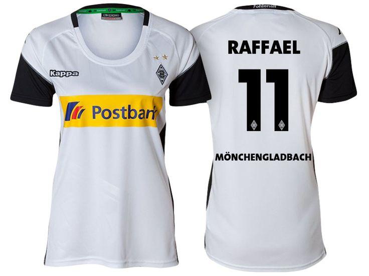 Borussia Monchengladbach Jersey raffael Shirt