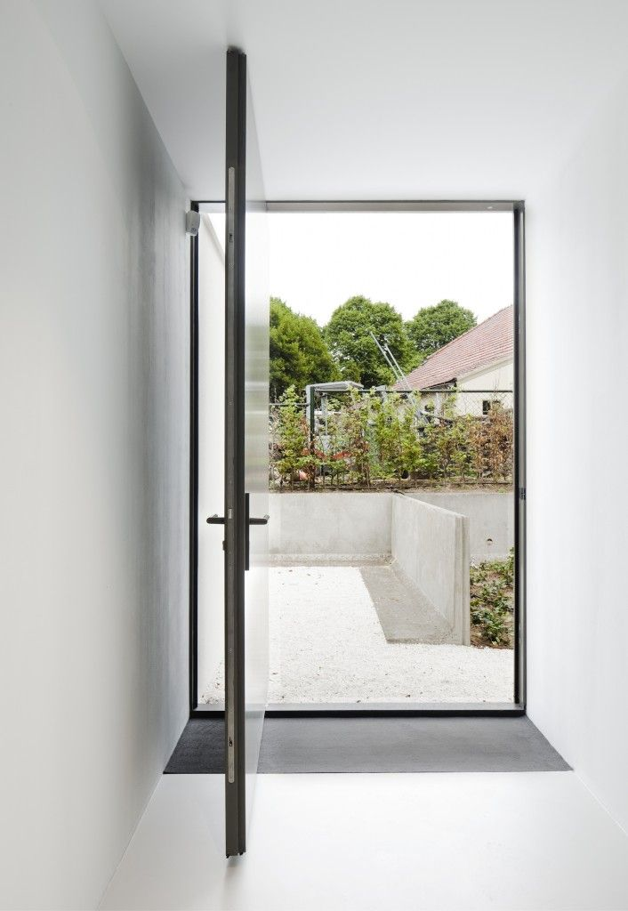 FritsJurgens | Porta d'ingresso orientabile