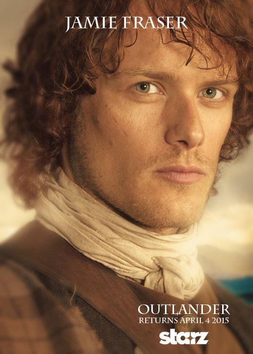 """karliene-reynolds:  My character posters for """"Outlander""""Love..."""
