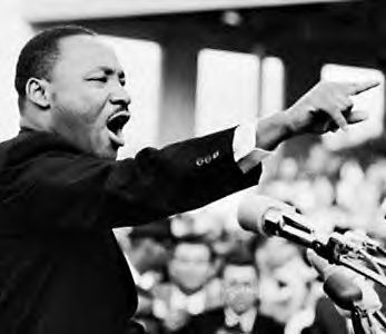 """There comes a time when one must take a position that is neither safe, nor politic, nor popular, but he must take it because conscience tells him it is right."" -Martin Luther King Jr."