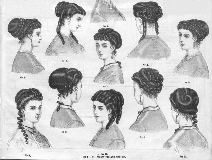 hair styles for with thick hair 1000 images about fryzury hairstyles on 3845