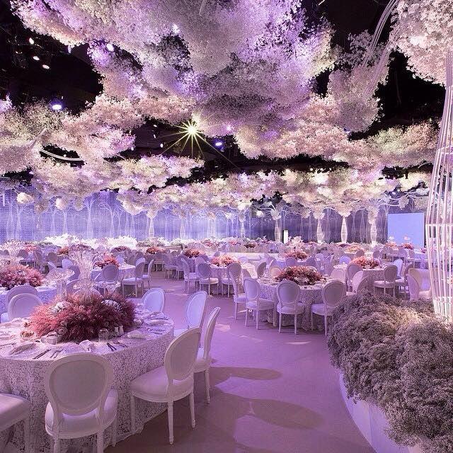 Heaven Here On Earth Dream Wedding Design By Designlab Events