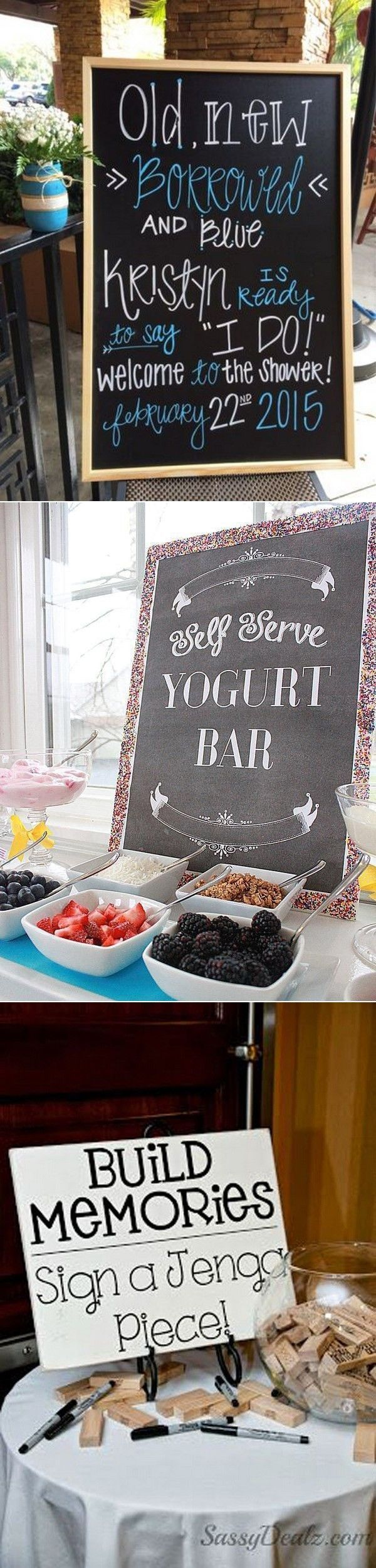 country rustic bridal shower sign ideas