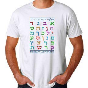 Lição 1 – Curso de Hebraico Básico – Aprendendo o Alfabeto