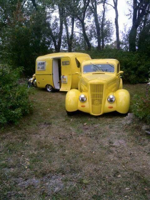 Vintage Caravan..                                                                                                                                                                                 More