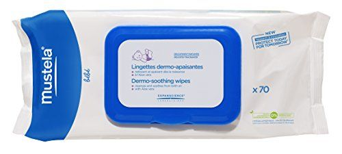 Mustela DelicatelyScented DermoSoothing Wipes 1660 oz >>> Be sure to check out this awesome product.