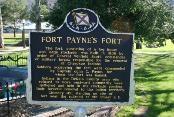 Old Fort Payne - Fort Payne, Alabama