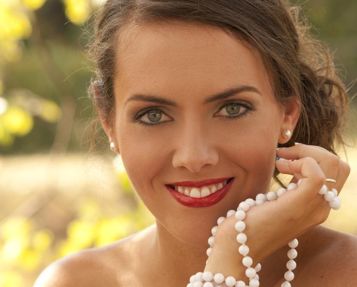 Makeup: Agnes Hlatky, Modell: Bernadett Csere, Photo: Peter Szipal Martin
