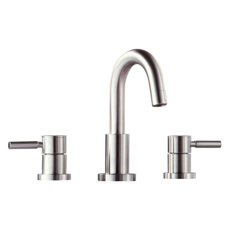 Avanity Positano FWS1501 8 in. Widespread Bathroom Faucet - FWS1501CP