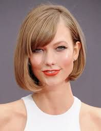 Image result for short bob blow dry