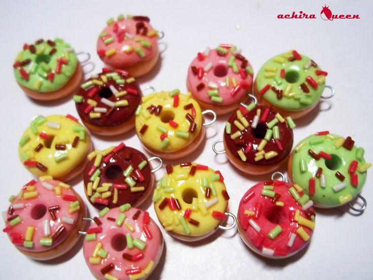 Donut clay