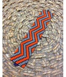 Pulseira de Miçanga Indígena - Huni Kuin (Kaxinawá)  - Acre