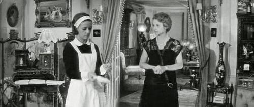 camarera francesa