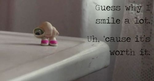 Marcel The Shell, you make my life.