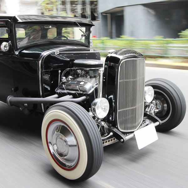 17 Best Images About Ford Deuce Coupe On Pinterest