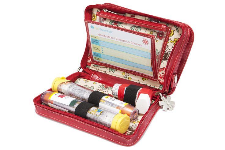 Benadryl EpiPen Inhaler Case | EpiPen, Epi Pen, EpiPen carry cases, EpiPen cases, EpiPen holders ...
