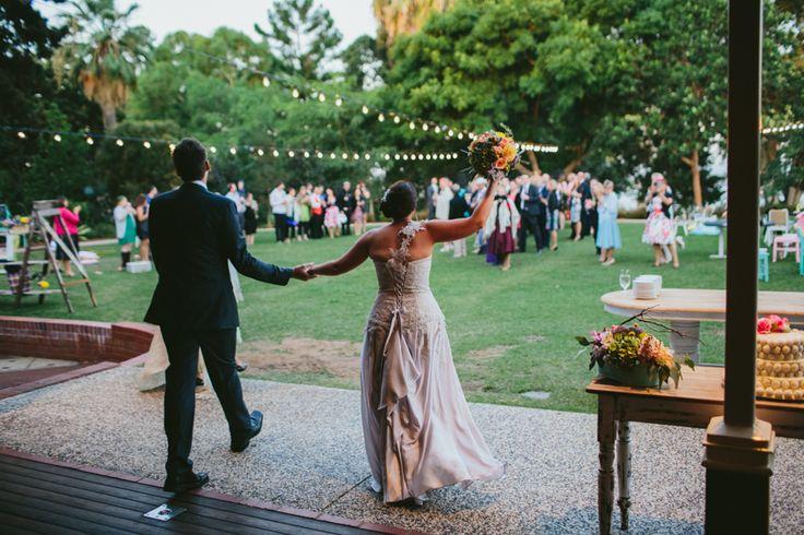 Wedding at Mt Eliza House, Kings Park